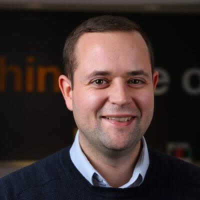 Chris Clapham, Senior Managing Consultant, IBM