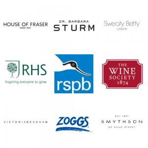 James Gurd replatforming client logos